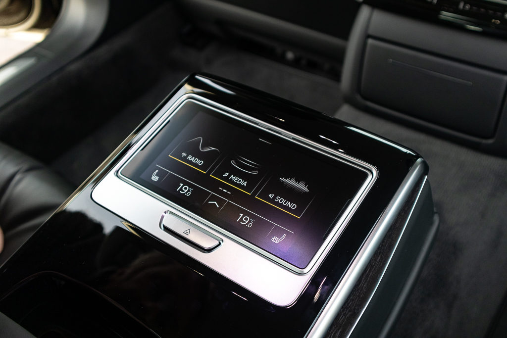 Audi Entertainment System