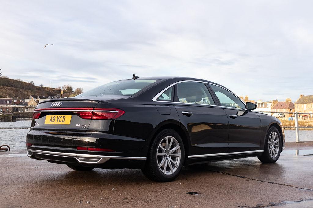 Audi A8 LWB